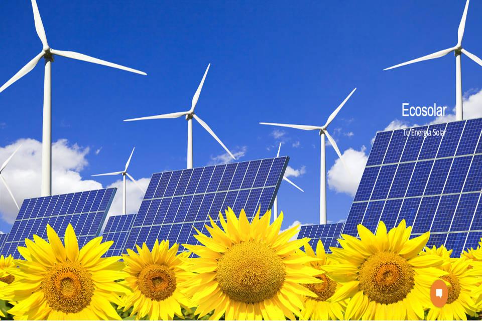 Ecosolar Energía solar