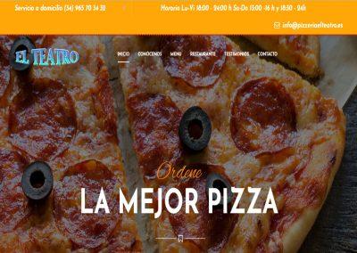 Pizzeria El Teatro