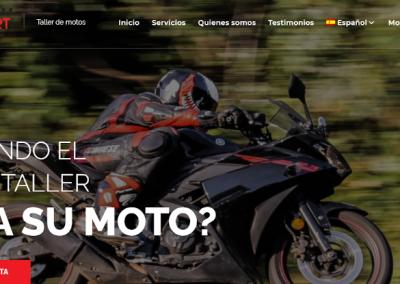 Proyecto Moto Sport